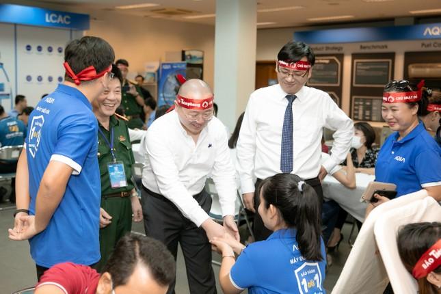 AQUA Việt Nam tổ chức thành công chương trình Hiến máu nhân đạo ảnh 4