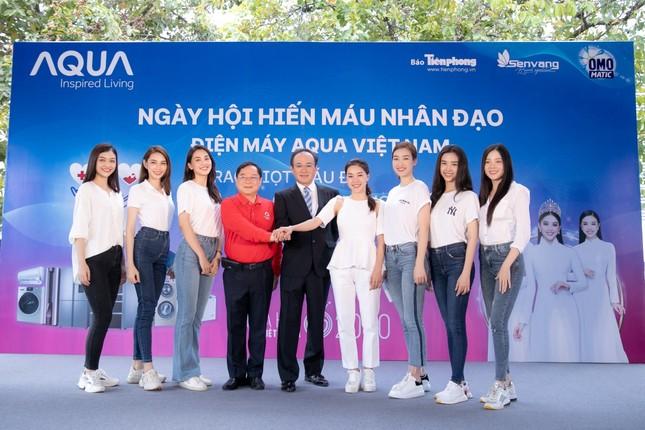 AQUA Việt Nam tổ chức thành công chương trình Hiến máu nhân đạo ảnh 5