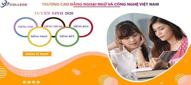 Đăng ký Học Cao đẳng Ngoại ngữ Việt Nam ở đâu? ảnh 3