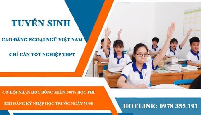 Đăng ký Học Cao đẳng Ngoại ngữ Việt Nam ở đâu? ảnh 1