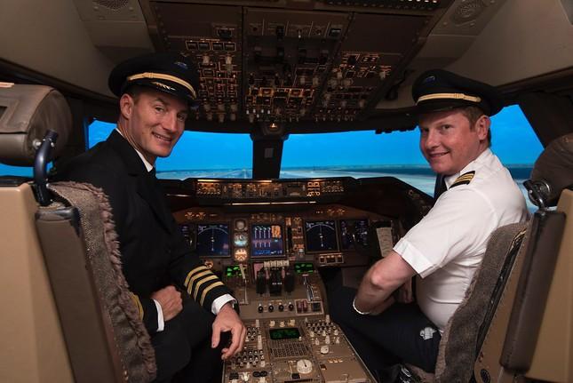 Những lý do khiến ngành hàng không luôn hot ảnh 1