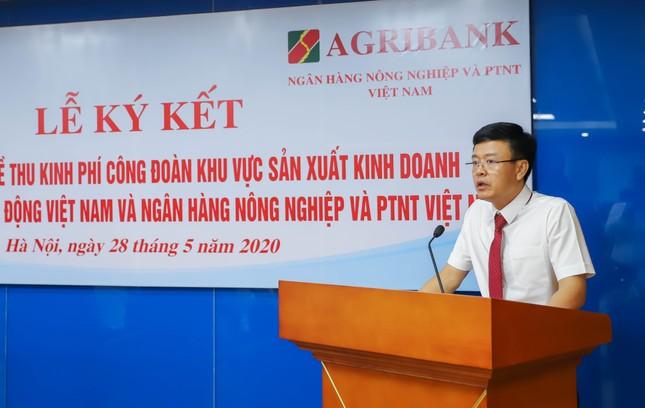 Agribank và Tổng Liên đoàn Lao động Việt Nam ký kết Quy chế hợp tác toàn diện ảnh 2
