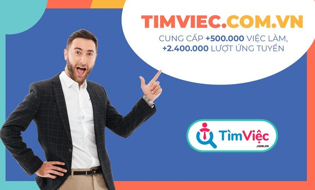 Timviec.com.vn - Giải pháp tìm việc nhanh cho sinh viên ảnh 1