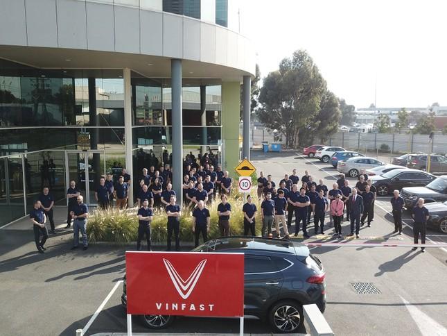 Sếp VinFast Australia: 'Đây là cơ hội chỉ có một lần trong đời' ảnh 1