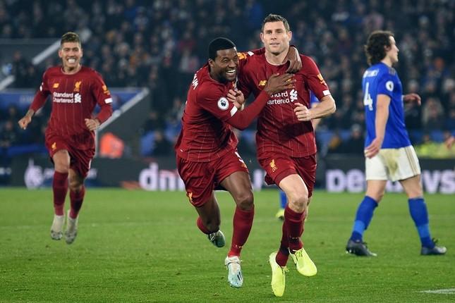 8 bước ngoặt trên hành trình vô địch của Liverpool ảnh 6