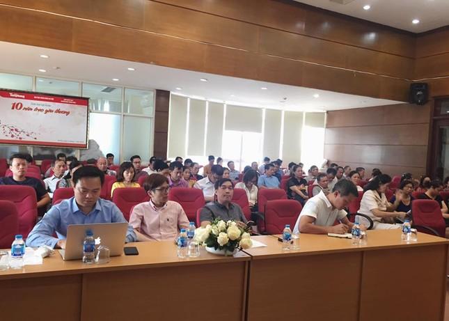 Báo Tiền Phong tổ chức Hội nghị phát hành năm 2020 ảnh 2