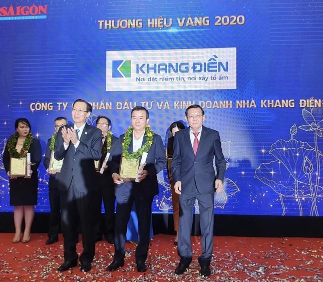 Trao giải Thương hiệu Việt được yêu thích nhất năm 2020 ảnh 1