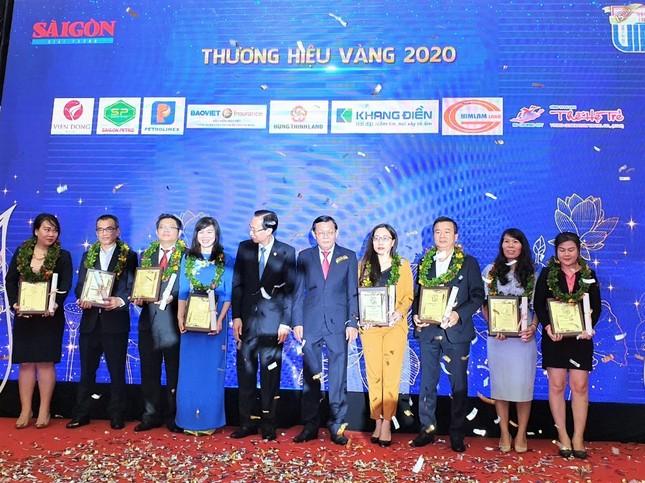 Trao giải Thương hiệu Việt được yêu thích nhất năm 2020 ảnh 2