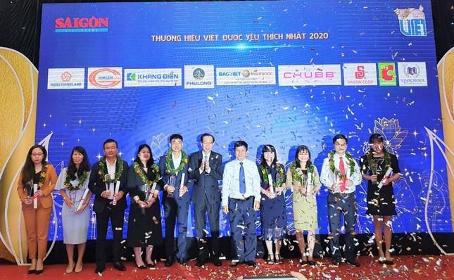 Trao giải Thương hiệu Việt được yêu thích nhất năm 2020 ảnh 3