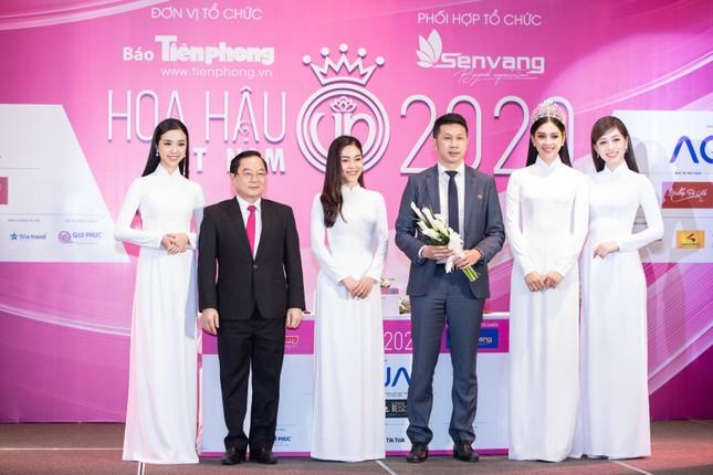 Điểm nổi bật của cuộc thi Hoa Hậu Việt Nam 2020 ảnh 3