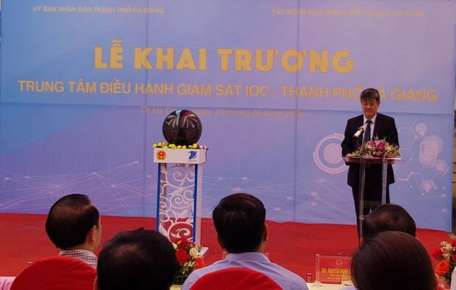 Khai trương trung tâm điều hành thông minh, Hà Giang tạo đột phá xây dựng chính quyền điện ảnh 1
