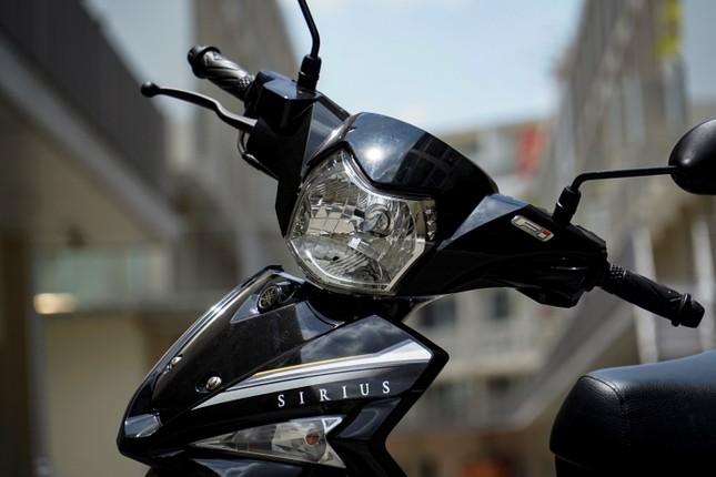 Đánh giá Yamaha Sirius Fi: Gọn nhẹ, 'ít uống' xăng và giá rẻ ảnh 6