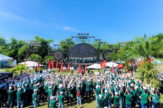 'Tuổi trẻ Vietcombank – Sắt son niềm tin với Đảng' hướng tới chào mừng Đại hội Đảng ảnh 4