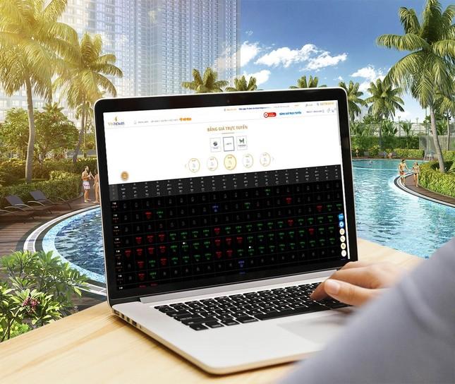 Mua nhà Online: bước ngoặt mới của thị trường bất động sản Việt Nam ảnh 1