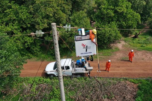 EVNSPC tổ chức diễn tập phòng chống thiên tai và cứu hộ cứu nạn năm 2020 ảnh 1
