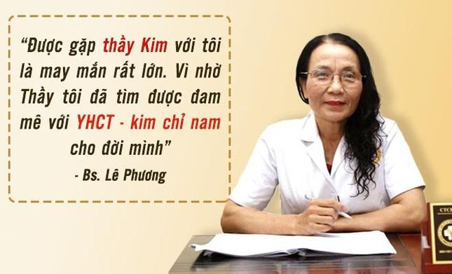 Người thầy dẫn đường cho bác sĩ Lê Phương 'thắp đuốc' giữ đam mê với YHCT ảnh 2