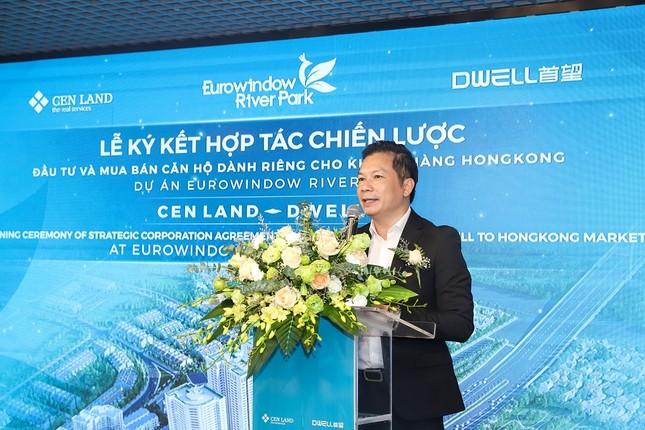 Khách hàng Hong Kong mua hơn 100 căn hộ dự án Eurowindow River Park ảnh 1