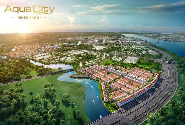 """River Park 1 """"nóng"""" cùng tuyến Hương Lộ 2 và sân bay Long Thành ảnh 4"""