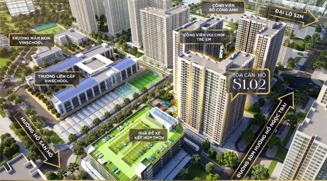Mở bán tòa căn hộ S1.02 tâm điểm sôi động và thông minh của dự án Vinhomes Ocean Park ảnh 2