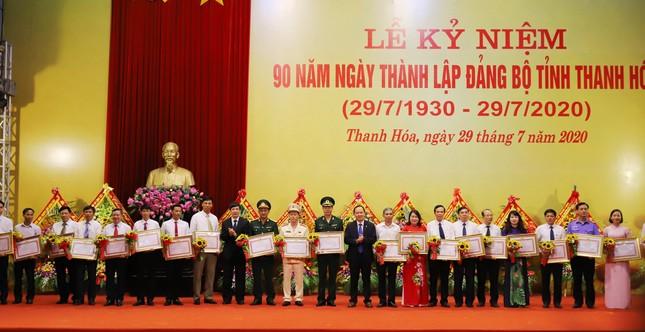 Kỷ niệm 90 ngày thành lập Đảng bộ tỉnh Thanh Hoá ảnh 4