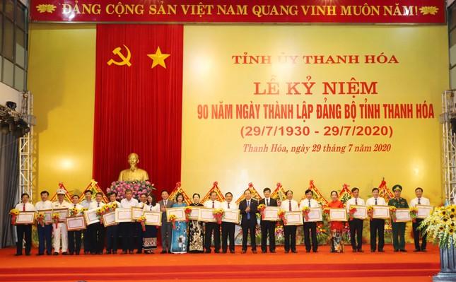 Kỷ niệm 90 ngày thành lập Đảng bộ tỉnh Thanh Hoá ảnh 6
