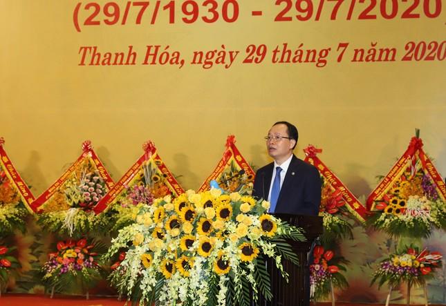 Kỷ niệm 90 ngày thành lập Đảng bộ tỉnh Thanh Hoá ảnh 2