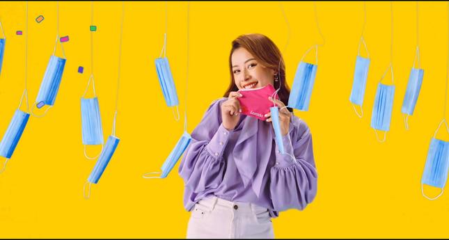 Lazada kết hợp với nghệ sĩ Việt ra mắt MV cổ động phòng chống dịch 'sáng mắt chưa Cô Vy' ảnh 2