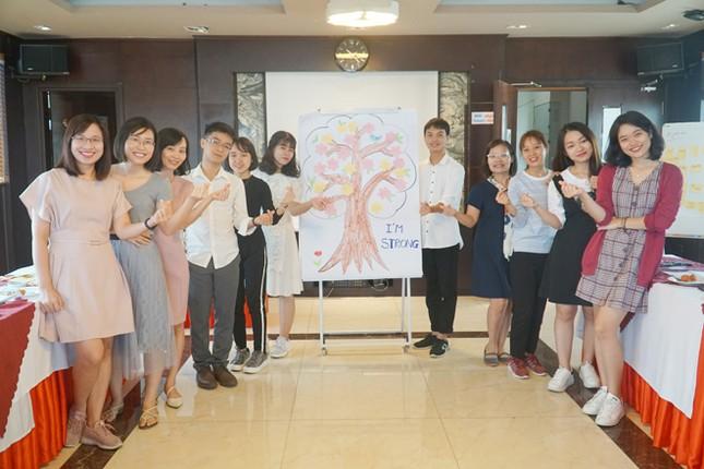Sinh viên thay đổi tích cực trong quá trình tham gia hoạt động xã hội ảnh 2