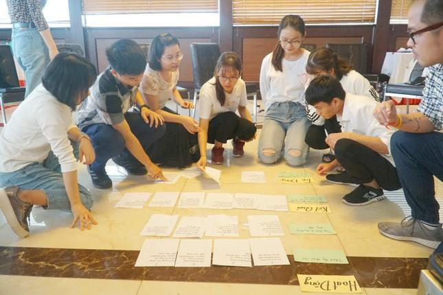 Sinh viên thay đổi tích cực trong quá trình tham gia hoạt động xã hội ảnh 1