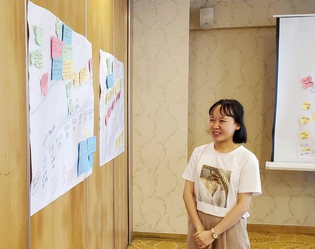 Sinh viên thay đổi tích cực trong quá trình tham gia hoạt động xã hội ảnh 4