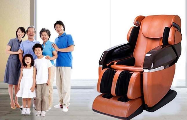 Ghế massage với tiêu chí lựa chọn tốt nhất cho người sử dụng ảnh 1
