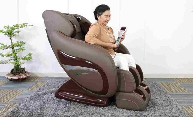 Ghế massage với tiêu chí lựa chọn tốt nhất cho người sử dụng ảnh 2