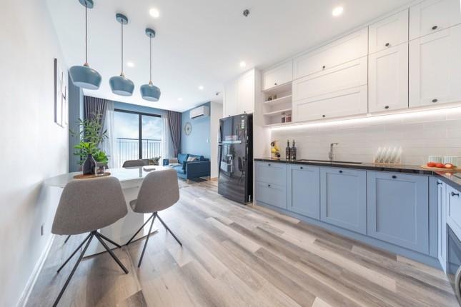Khám phá căn hộ đẹp mê hồn tại Vinhomes Smart City ảnh 1