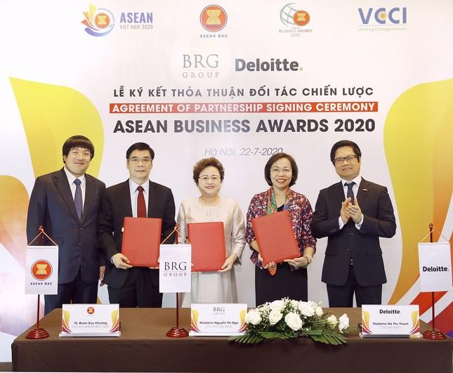 5 yếu tố khiến ABA là giải thưởng đặc biệt quan trọng với doanh nghiệp Asean ảnh 1