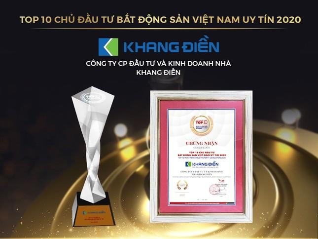 Trao giải Top 50 DN tăng trưởng xuất sắc, Top 10 chủ đầu tư bất động sản uy tín Việt Nam ảnh 2