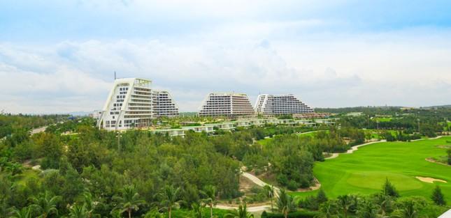 Tập đoàn FLC chuẩn bị khánh thành khách sạn lớn nhất Việt Nam tại Quy Nhơn ảnh 1
