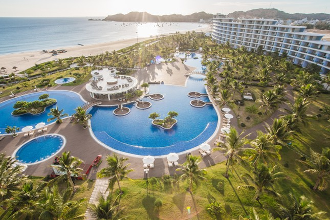 Tập đoàn FLC chuẩn bị khánh thành khách sạn lớn nhất Việt Nam tại Quy Nhơn ảnh 7