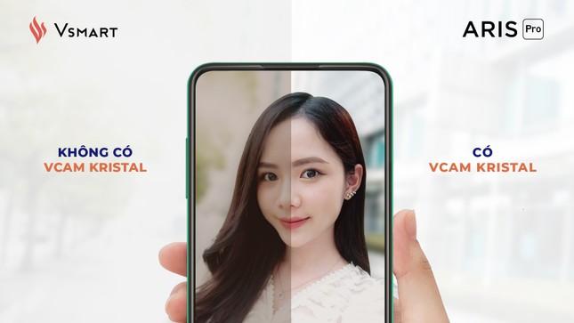 Vinsmart ra mắt Aris Pro – điện thoại Camera ẩn đầu tiên tại Việt Nam ảnh 1
