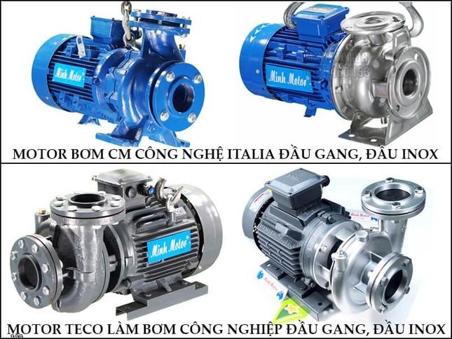Máy bơm nước Minhmotor khẳng định chất lượng số 1 Việt Nam ảnh 1