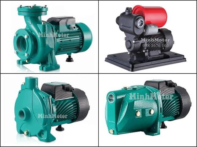 Máy bơm nước Minhmotor khẳng định chất lượng số 1 Việt Nam ảnh 2