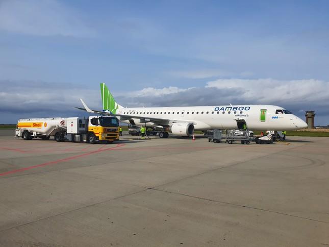 Bamboo Airways tiếp tục dẫn đầu tỷ lệ bay đúng giờ toàn ngành trong tháng 9/2020 ảnh 2