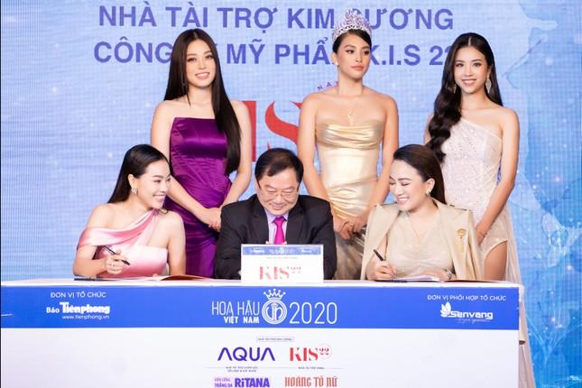 Kis22 chính thức trở thành Nhà tài trợ Kim cương Hoa Hậu Việt Nam 2020 ảnh 1