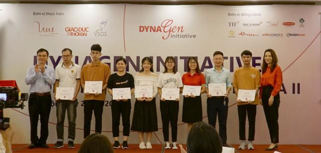 Sôi nổi Hội thảo tổng kết DynaGen Initiative khóa I và ra mắt khóa II ảnh 2