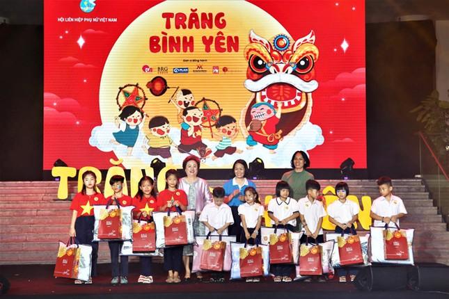 Tập đoàn BRG góp 'Trăng Bình yên' tới trẻ em có hoàn cảnh đặc biệt ảnh 2