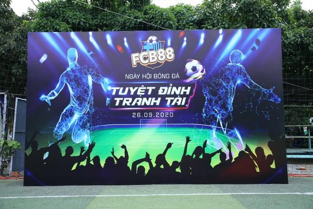 Tuyệt Đỉnh Tranh Tài – Ngày hội bóng đá của Cules Việt Nam ảnh 1