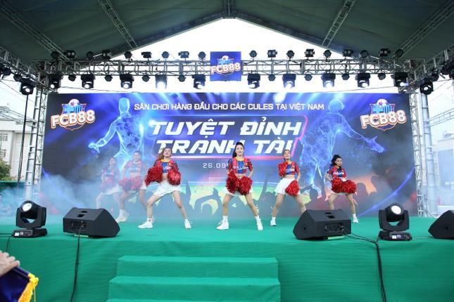 Tuyệt Đỉnh Tranh Tài – Ngày hội bóng đá của Cules Việt Nam ảnh 4