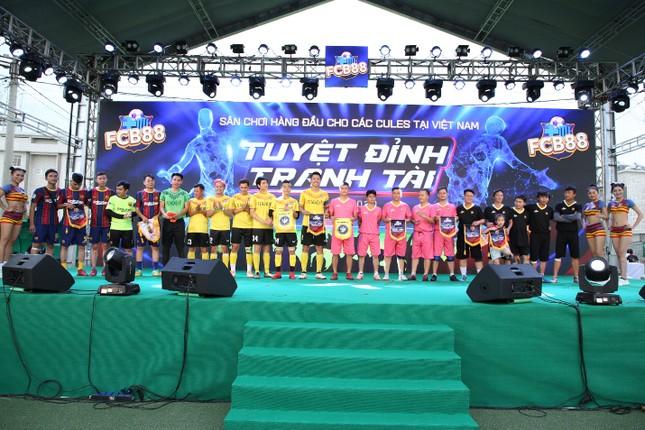 Tuyệt Đỉnh Tranh Tài – Ngày hội bóng đá của Cules Việt Nam ảnh 5