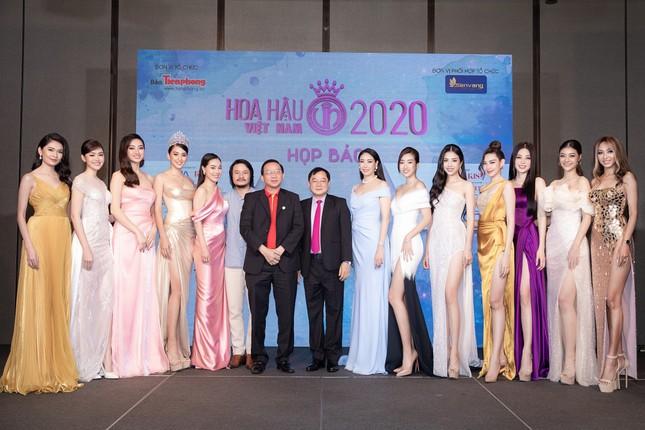 Vietjet đồng hành cùng Hoa hậu Việt Nam 2020 ghi dấu 'thập kỷ hương sắc' ảnh 3