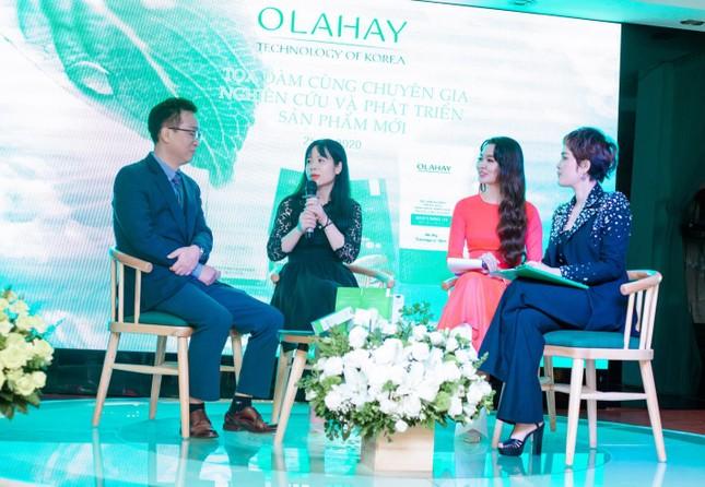 Mỹ phẩm OLAHAY ký kết chuyển giao công nghệ Hàn Quốc với Nhà máy Hanacos Việt Nam ảnh 3