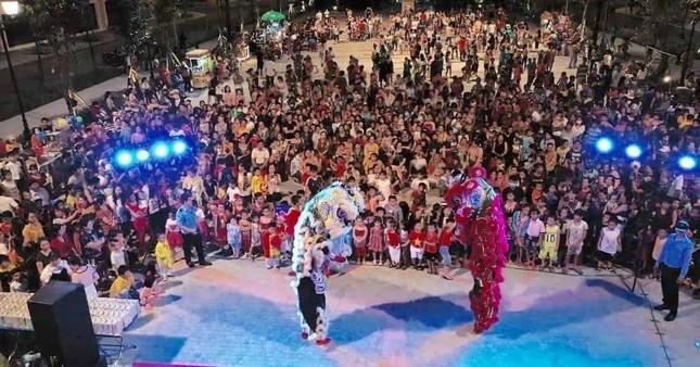 Chuỗi sự kiện tại quảng trường Seta – Sức sống mới của Nam Phú Quốc ảnh 1